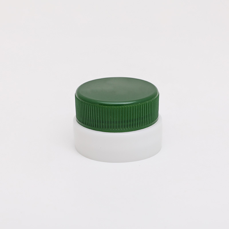 Cap-oil bottle cap-mid